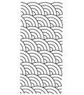 Sten Source Quilt Stencils-Overall Design 8\u0022x18\u0022