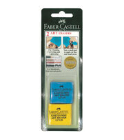 Faber-Castell® 2ct Colored Kneaded Art Erasers, , hi-res