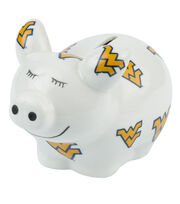 West Virginia University Mountaineers Piggy Bank, , hi-res