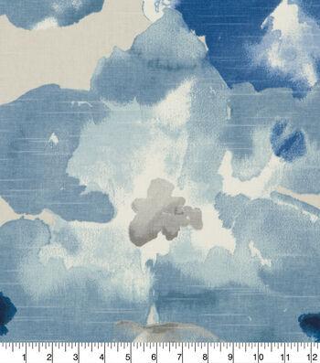 Robert Allen @ Home Upholstery Fabric 55''-Indigo Aptura Floral