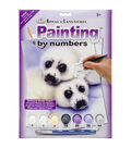 Junior Small Paint By Number Kit-Seals & Pups