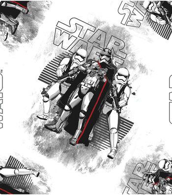 "Star Wars™ Cotton Fabric 44""-Stromtroopers"