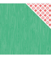 Kaisercraft Holly Jolly Double-Sided Cardstock-Joyous, , hi-res