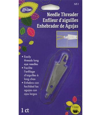 LoRan Needle Threader For Eye Needles Large