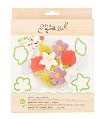 Sweet Sugarbelle Spring Cookie Cutter Set