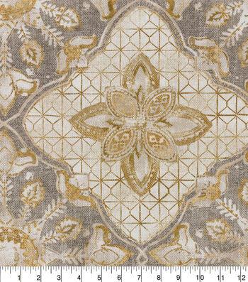 ED Ellen DeGeneres Upholstery Fabric 54''-Cognac Chalette