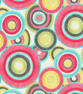 Waverly Upholstery Fabric-Roll Play/Blossom