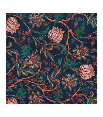 Fall Into Color 20 Pack Paper Lunch Napkins-Floral