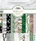 BoBunny Collection Pack 12\u0022X12\u0022-Garden Party