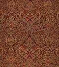 Home Decor 8\u0022x8\u0022 Fabric Swatch-Upholstery Fabric Barrow M8247-5281 Cinnamon