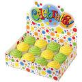 Cupcake Box-Circles 1/Pkg 3\u0022X12\u0022X9\u0022