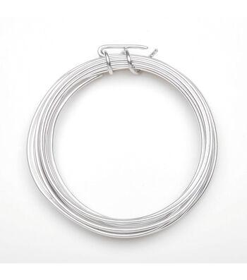Aluminum Jewelry Wire 12G x 3yds
