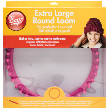 Boye Extra Large Round Loom