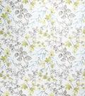 Home Decor 8\u0022x8\u0022 Fabric Swatch-Upholstery Fabric Eaton Square Freida Cloud