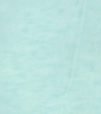 Kathy Davis® Linen Look Knit Apparel Fabric 58''-Mint