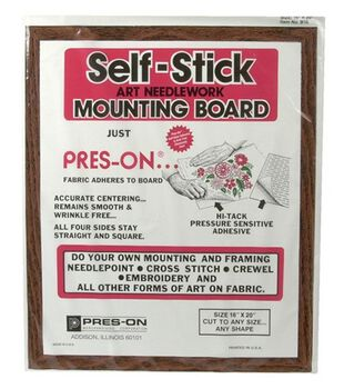 Framing wall hanging frames supplies joann pres on mounting board 16x20 solutioingenieria Images