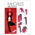 McCall\u0027s Misses Activewear-M4261
