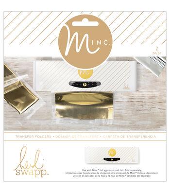 """Heidi Swapp Minc Foil Transfer Folders 2/Pkg-6""""X6"""""""