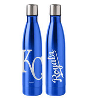 Kansas City Royals 18 oz Insulated Stainless Steel Water Bottle, , hi-res