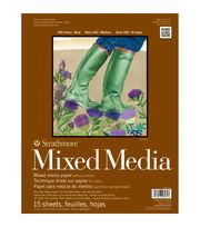 Strathmore Mixed Media Vellum Paper Pad, , hi-res