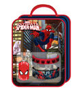 Spiderman Bag with Necklace Rubber Bracelet