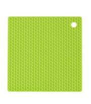 Wilton® Square Silicone Trivet-Green, , hi-res