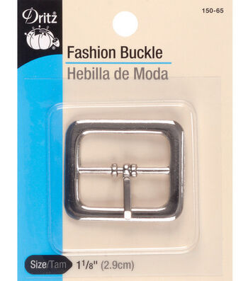 Dritz® Buckle With Fixed Tine - 1/Pkg