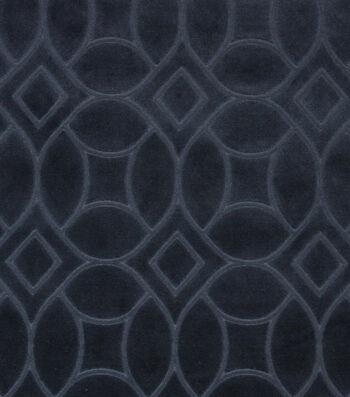 "Hudson 43 Upholstery Fabric 56.5""-Royalty Midnight"