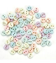Jesse James Dress It Up Tiny Buttons-Pastel, , hi-res