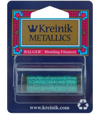 Kreinik Blending Filament Metallic Thread 55 yds