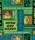 Nickelodeon® Cotton Fabric 43\u0027\u0027-Trust Me I\u0027m A Ninja