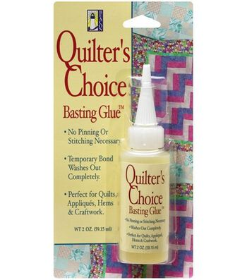 Quilter's Choice Basting Glue