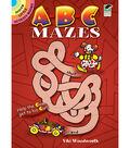 Dover Publications-Abc Mazes Book