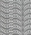 Home Decor 8\u0022x8\u0022 Fabric Swatch-Williamsburg Jammu Lace Snow