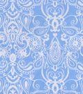 Snuggle Flannel Fabric 42\u0022-Damask