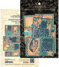 Graphic45 Midnight Masquerade Journaling & Ephemera Cards