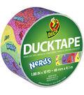 Licensed Duck Tape 1.88\u0022X10yd-Nerds