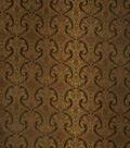 Home Decor 8\u0022x8\u0022 Fabric Swatch-Print Fabric Eaton Square Sandra Coffee Bean