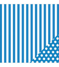 American Crafts Basics Stripe Double-Sided Cardstock