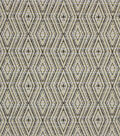 Richloom Studio Print Fabric 55\u0022-Isle Ebony