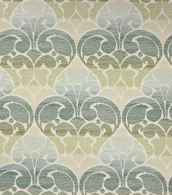 Solarium Outdoor Print Fabric 54''-Demesa Beachglass