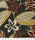 Robert Allen @ Home Lightweight Decor Fabric 55\u0022-Bright Flora Storm