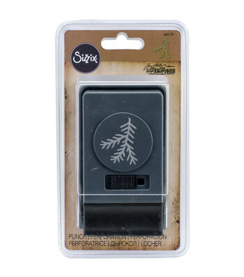Sizzix Tim Holtz Large Paper Punch-Large Pine