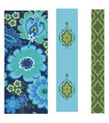 Buttercream™ Stella Collection Fabric Tape Blue Poppy