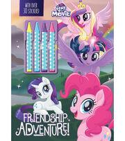 Parragon My Little Pony Friendship Adventure Activity Book, , hi-res