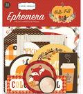 Hello Fall Ephemera Cardstock Die-Cuts-Icons