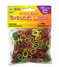 Stretch Band Bracelet Loops Asst