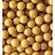 Wilton® Sugar Pearls 5oz-Gold, , hi-res
