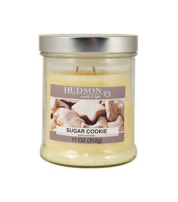 Hudson 43™ Candle & Light Collection 11oz Sugar Cookie Jar