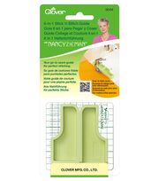 Clover Needlecraft 6-In-1 Stick & Stich Guide, , hi-res
